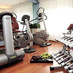 Fitness room Starhotels Vespucci Fotos