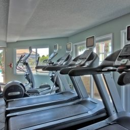 Wellness/fitness area Doubletree Guest Suites® Santa Monica Fotos
