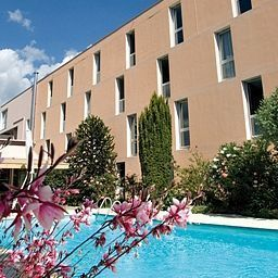 Pool Dauphitel Best Western Fotos