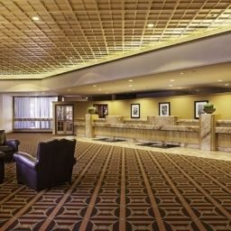 Hall DoubleTree by Hilton Colorado Springs Fotos