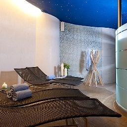 Wellness area Parco San Marco 4*S in Italien Fotos