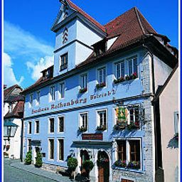 Altes Brauhaus Rothenburg ob der Tauber