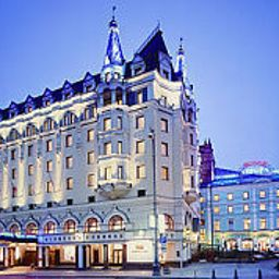 Moscow Marriott Royal Aurora Hotel Moscow