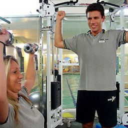 Wellness/Fitness Swiss Grand Resort and Spa Fotos