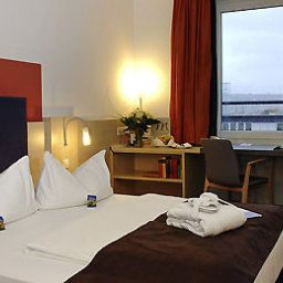 Camera Mercure Hotel Stuttgart City Center Fotos