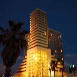 Exterior view InterContinental DAVID TEL AVIV Fotos