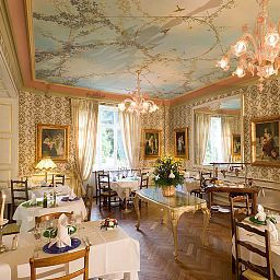 Restaurant Du Parc Chateaux et Hotels Collection Fotos