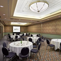 Banqueting hall Radisson Hotel Calgary Airport Fotos