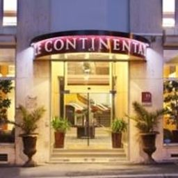 Le Continental Oceania Hotels Fotos