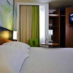 Chambre ibis Styles Angers Centre Gare (ex all seasons) Fotos