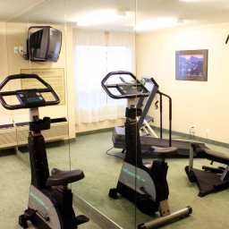 Wellness/fitness area Hampton Inn by Hilton VancouverAirportRichmond Fotos