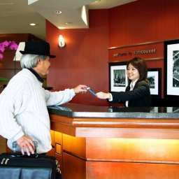 Hall Hampton Inn by Hilton VancouverAirportRichmond Fotos