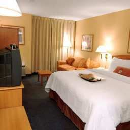 Room Hampton Inn by Hilton VancouverAirportRichmond Fotos