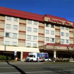 Exterior view Hampton Inn by Hilton VancouverAirportRichmond Fotos