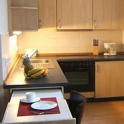 Cucina Amary City Residence Apartments Fotos