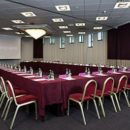 Conference room Mercure Paris La Villette Fotos