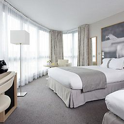 Room Mercure Paris La Villette Fotos