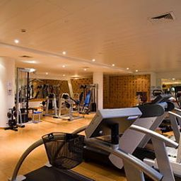 Sala fitness Galo Resort Hotel Galomar Fotos
