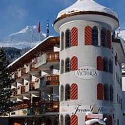 Turmhotel Victoria Davos