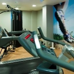 Sala fitness Scandic Gdansk Fotos