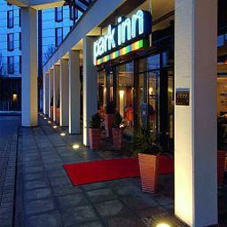 Vista exterior Park Inn by Radisson Köln City West Fotos