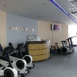 Fitness room Izmailovo Delta Fotos