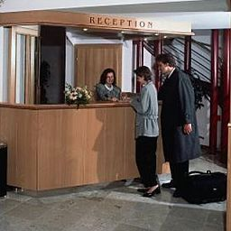 Reception City Hotel Pilvax Fotos