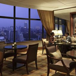 Vista interior InterContinental BANGKOK Fotos