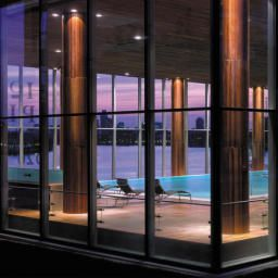 Pool Four Seasons London at Canary Wharf Fotos