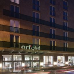 Vista exterior art'otel budapest by park Plaza Fotos