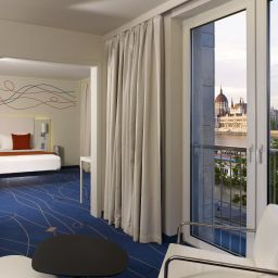 Suite junior art'otel budapest by park Plaza Fotos