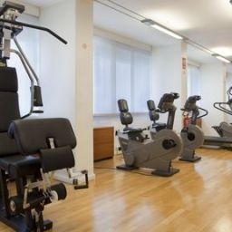 Wellness/fitness area Crowne Plaza MILAN - LINATE Fotos