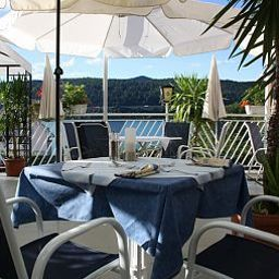 Terrasse Flair Hotel am Wörthersee Fotos