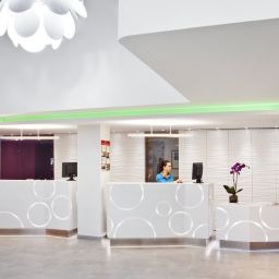 Reception ibis Styles Madrid  Prado (antes all seasons) Fotos
