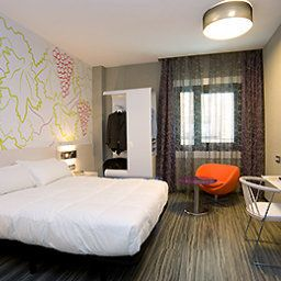 Room ibis Styles Madrid  Prado (antes all seasons) Fotos