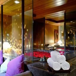 Wellness area A Royal Meridien Hotel Plaza Athenee Bangkok Fotos