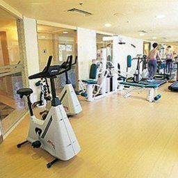 Wellness/Fitness Plaza Copacabana Hotel Fotos