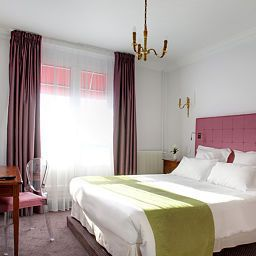Chambre Best Western Villa Henri IV Saint Cloud Fotos