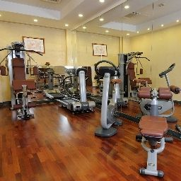 Sala fitness Mirage Fotos