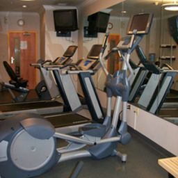 Wellness/fitness Radisson Hotel Cleveland-Gateway Fotos