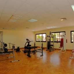 Wellness/fitness area Hilton Hurghada Resort Fotos