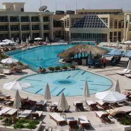 Pool Hilton Hurghada Resort Fotos