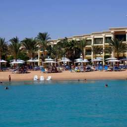 Exterior view Hilton Hurghada Resort Fotos