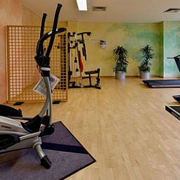 Sala spa/fitness Commundo Tagungshotel Fotos