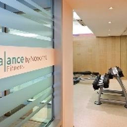 Remise en forme Novotel Zurich City-West Fotos