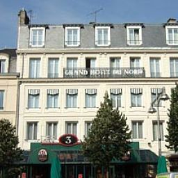 Exterior view Grand Hotel du Nord INTER-HOTEL Fotos