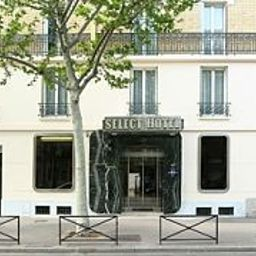 Best Western Select Boulogne-Billancourt