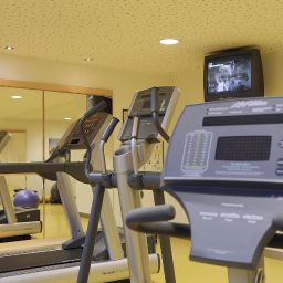 Fitness Park Inn By Radisson Zurich Airport Fotos