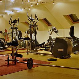 Fitness room Palace Heviz Fotos