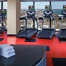 Fitness Detroit Marriott at the Renaissance Center Fotos
